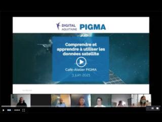INTRODUCTION WEBINAIRE PIGMA DONNEES SATELLITE
